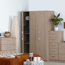<strong>Alto Furniture</strong> Visualise Shaker 3 Door Wardrobe