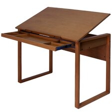 "Ponderosa 42"" W x 24"" D Drafting Table"