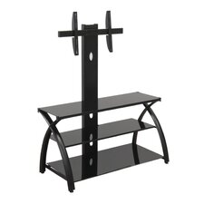 "Futura 42"" TV Stand with Tower"