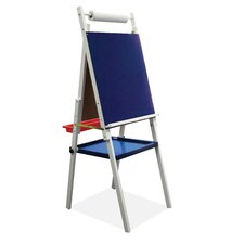 <strong>Studio Designs</strong> Kids Storage Easel with Paper Roll (Pack of 2)