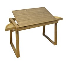 The Wing Table in Oak