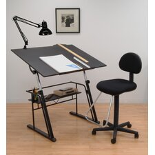 <strong>Studio Designs</strong> Zenith Drafting Table Set