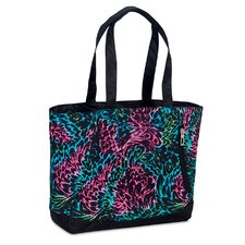 Shelby Feather Tote Bag