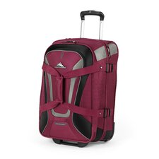 "22.5"" 2 Wheeled Carry-On Duffel"