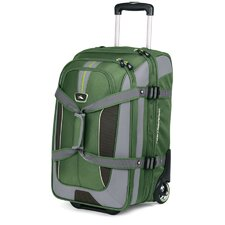 "AT6 22"" 2-Wheeled Expandable Carry-On Duffel"