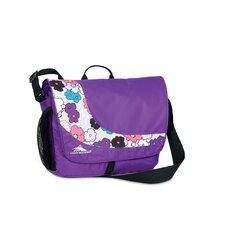 Chip Flowers Messenger Bag