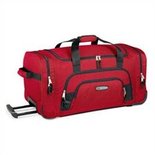 "26"" 2-Wheeled Travel Duffel"