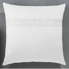"""Kissen und Bettdeckenset """"Spitze"""" in Weiß"""