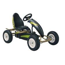 Gold Pedal Go Kart