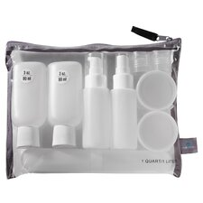 Pack-It Custom Travel Bottle Set