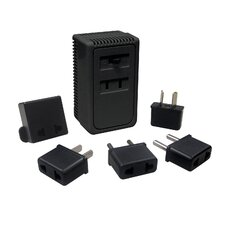 Dual Wattage International Converter Set