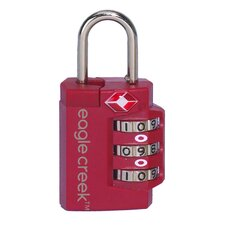 Clocks/Locks Superlight TSA Lock