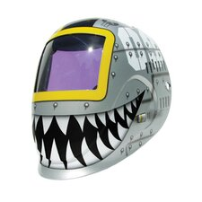 Tiger Python Welding Helmet With Varaible Shade 9 - 13 Auto-Darkening Lens With 7.25 sq. in. Viewing Area