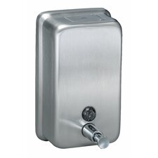 <strong>Bradley Corporation</strong> Surface-Mounted Vertical Soap Dispenser
