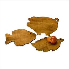 Artisan Novelty Maple Board Set