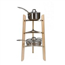Cookware Standing Pot Rack