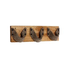 <strong>J.K. Adams</strong> 3 Bottle Felt Wine Rack