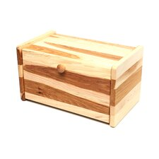 Hickory Bread Box