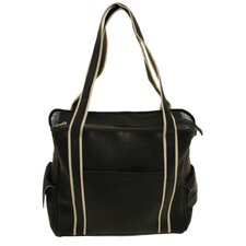 Fashion Avenue Large Contrast Tote