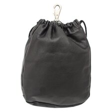 Golf Large Drawstring Pouch