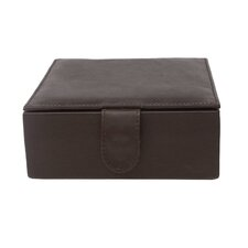 <strong>Piel Leather</strong> Multi-Use Large Leather Box