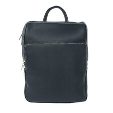 <strong>Piel Leather</strong> Slim Front Pocket Backpack