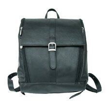 <strong>Piel Leather</strong> Slim Computer Backpack