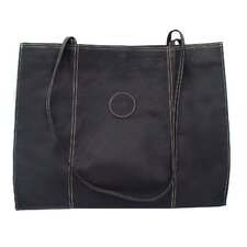 <strong>Piel Leather</strong> Carry-All Market Shopping Tote