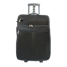 "22"" Wheeler with Top Pocket and Laptop Compartment Carry On"