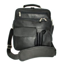 <strong>Piel Leather</strong> Adventurer Messenger Bag