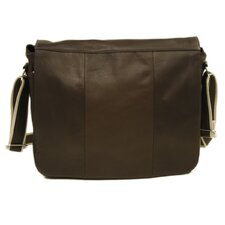 Entrepreneur Expandable Messenger Bag