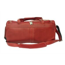 "Blushing Red Collection Traveler's Select 18"" Small Duffel Bag"