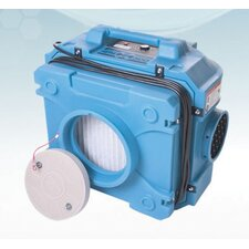 HEPA 500 Portable Air Scrubber And Negative Air Machine