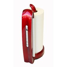 Towel-Matic II Sensor Paper Towel Dispenser in Candy Apple Red
