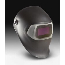 Black Welding Helmet 100 With Shade 10 Auto-Darkening Lens