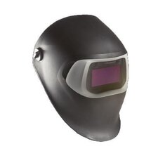 Black Welding Helmet 100 With Variable Shade 40402 Auto-Darkening Lens