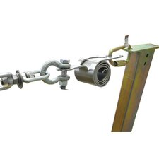 Stainless Steel Energy Absorber Kit With Tension Indicator And 2 Shackles