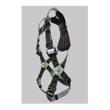 Revolution Welder's Harness With Para-aramid synthetic fiber®-Nomex® Webbing And Quick-Connect Buckle Legs