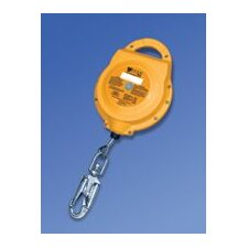 "Titan™ Self-Retracting Lifeline With Glass-Filled Polypropylene Housing And 3/16"" Galvanized Wire"