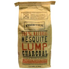 6.6 lbs 100% Natural Mesquite Lump Charcoal