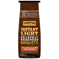 3.6 lbs Instant Light Charcoal Briquets