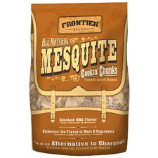 10 lbs Mesquite Cooking Chunks