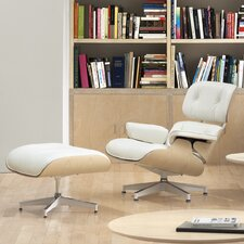 Eames Chair and Ottoman