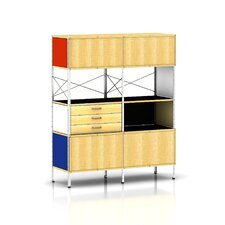 "Eames 47"" Tall Storage Unit"