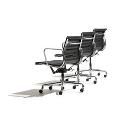 <strong>Herman Miller ®</strong> Eames Aluminum Group Management Chair