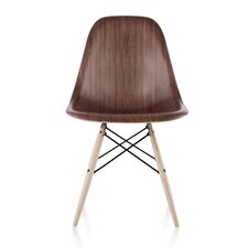 <strong>Herman Miller ®</strong> Eames Molded Wood Side Chair with Dowel Base