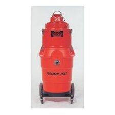 12 Gallon 2 HP Wet/Dry HEPA Vacuum For Asbestos/Lead