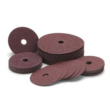 "1/2"" X 7/8"" 50 Grit Zirconia Plus Fiber Disc"