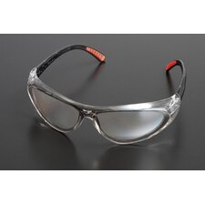 <strong>Radnor</strong> Series Safety Glasses With Clear Frame And Clear Anti-Fog Lens