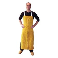 "<strong>Radnor</strong> X 48"" Leather Bib Apron"